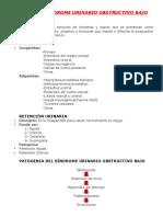 9- GUIA Sx Obstructivo Urinario Bajo
