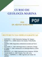 Curso de Geología Marina 1a Parte