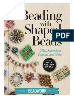 Beading With Shaped Beads