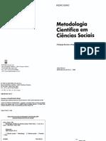 DEMO Pedro. Metodologia científica em Siências Sociais.pdf