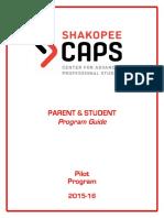 CAPS Program Guide
