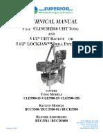 CLE5500BUC5500rev11-09