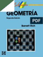 Schaum Geometria - Barnett Rich 2ed