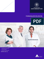 Diptico Fonoaudiologia