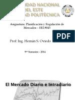PLANIFICACION Y REGULACION DE MERCADO