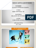 Redes Formales e Informales