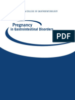 Pregnancy Gastrointestinal Disorders