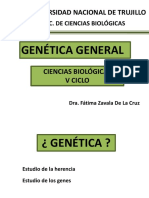 1. Introduccion a La Genetica