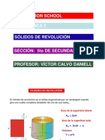 Solidos de Revolucion - 5to