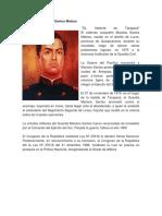 Alférez PNP Mariano Santos Mateos