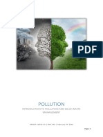 Envi Report Group4 Pollution