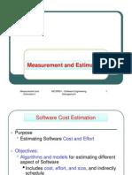 5. Measurement n Estimation I