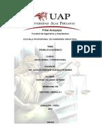 Trabajo Academico - Etica y Moral - Sec 01
