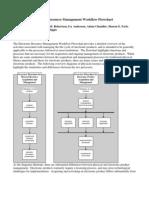 Electronic Resource Management Workflow Flowchart