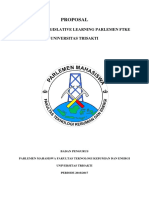 Proposal Upgrading Legislative Learning Parlema FTKE Trisakti