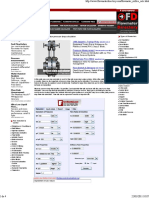48453361 Orifice Plate Calculator Pressure Drop Calculations