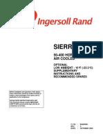 Ingersoll Rand 80440548 de 2 Etapas