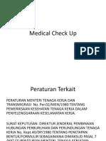 Medical Check Up.ppt