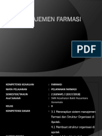 Manajemen Farmasi