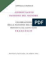 20140418 Libretto Venerdi Passione