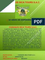 EXPOCICION ICA E AREQUIPA 5 D Y 4N 2017.pptx