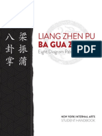 Liang Zhen Pu Ba Gua Zhang 8 Diagram Palms Tom Bisio