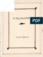 To My Grandchildren by Ancel Highstrom