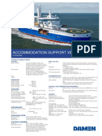Product Sheet Damen Accomodation Support Vessel 9020-02-2017
