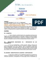 Boletín Infojuba 116
