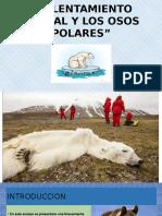 Calentamiento Global y Los Osos Polares