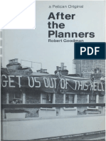 After the Planners - Robert Goodman