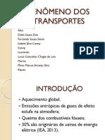 Apresentação Transporte de Co2 Em Tubos