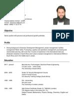 CV Mohamad Abusamra A