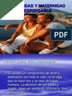 08 Paternidad y Maternidad Responsable Dra Tacury