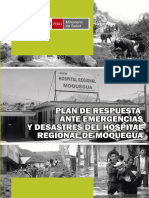 Plan de Respuesta Hospital Regional de Moquegua