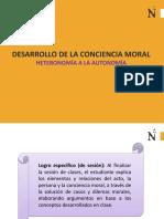 Sesión 3 Desarrollo de La Conciencia Moral