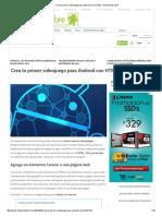 CreaTu PrimerVideojuegoPara AndroidCon HTML5 - El Androide Libre