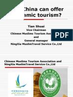 Islamic Tourism in China
