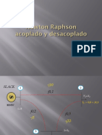 Newton Raphson Acoplado