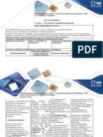 Guía de Actividades y Rubrica Evaluación Unidad 2 - Fase 3 Dar Solución a Problemas Planteados (2)