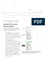 Asterisk SIP Channels - Voip-Info