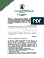 Reforma Ley Organica Contra Delincuencia Organizada