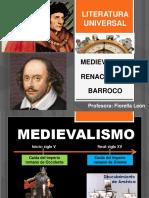 3 Medieval Renac Barroco