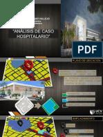 caso hospitalario