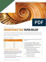 Taper Relief