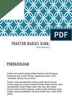 Fraktur Radius Ulnar.pptx