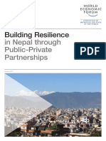 Building Resilience in Nepal