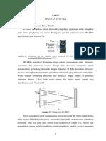 Sensor Ulktrasonik Padang Ipp
