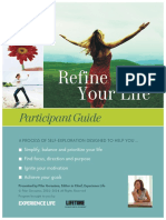 Refine Your Life Workbook2014