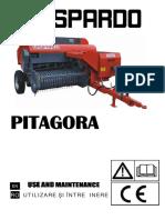 Operation Manual Pitagora 2014-07 (Epa0001om) en-ro